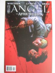 Angel After The Fall #5 1:10 Retail Variant RI-A Season 6 IDW Comics US Import